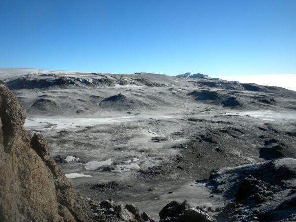 Kilimanjaro Kibo Hut Summit Hike Stella Point View