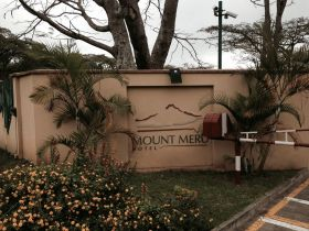 Mount Meru Entrance