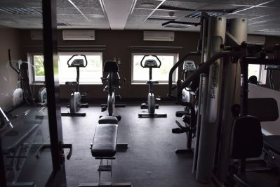 Mount Meru Hotel Gym