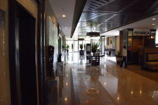 Mount Meru Hotel Lobby