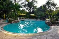 Sarova Mara Game Camp Pool