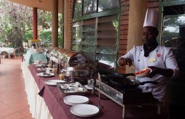 Speke Hotel Chef