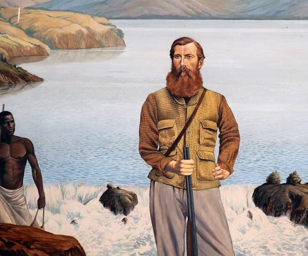 Speke - the British Explorer