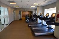 Westin Buckhead Atlanta Health Club Machines