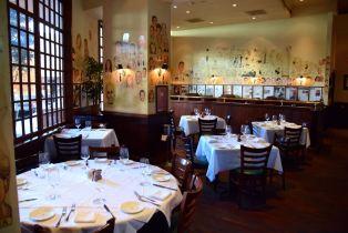 Westin Buckhead Atlanta Restaurant interior
