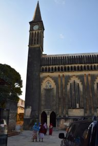 Zanzibar Christ Church Tower