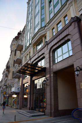 11 Mirrors Exterior Building