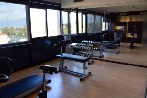 AC Hotel Pisa Gym