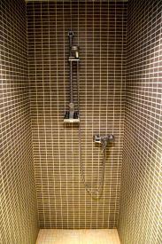 AC Hotel Pisa Room Bathroom Shower 1