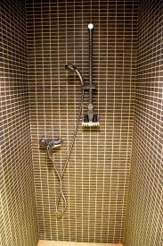AC Hotel Pisa Room Bathroom Shower 2