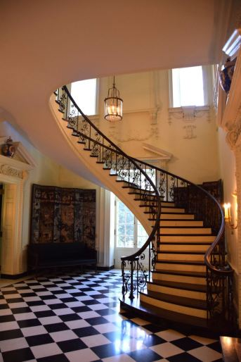 Swan House Staircase