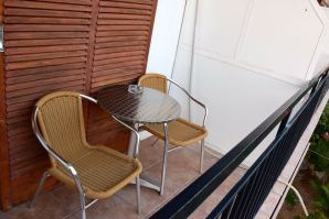 Hotel Acropole Room Terrace