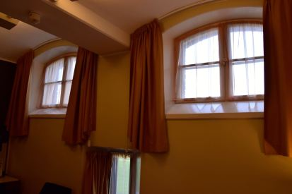 Cool converted prison windows