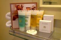 Hotel Schlossle Room Bath Amenities
