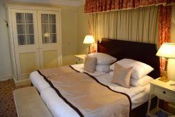Hotel Schlossle Room Bed