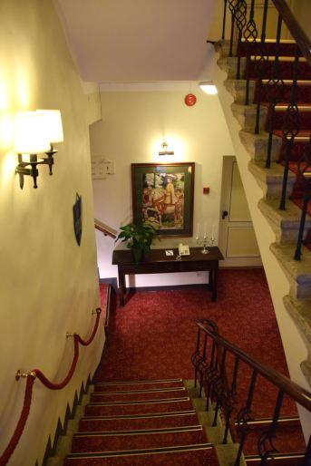 Hotel Schlossle Staircase