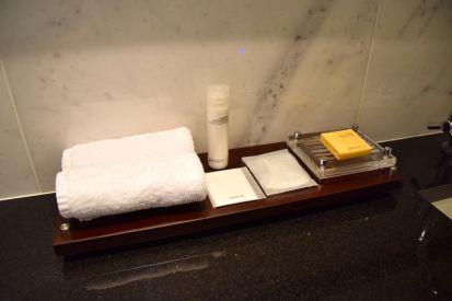 Hyatt Regency Kiev Room Bath Amenities