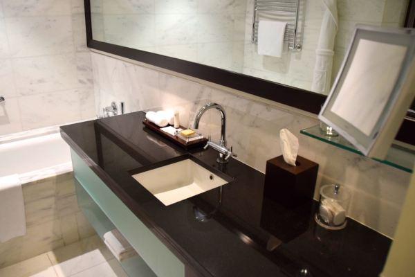 Hyatt Regency Kiev Room Bath Sink