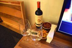 Hyatt Regency Kiev Room Wine