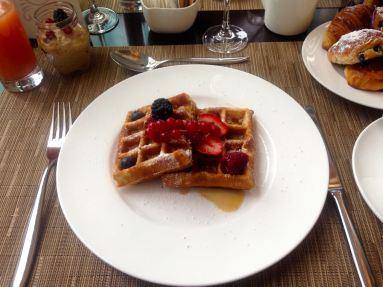 Kempinski Bratislava Restaurant Breakfast