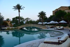 Kempinski Ishtar Dead Sea Resort Pool