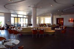 Kempinski Ishtar Dead Sea Restaurant Seating