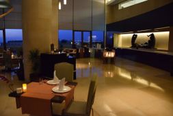 Kempinski Ishtar Dead Sea Restaurant