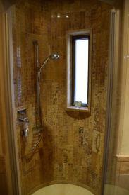 Kempinski Ishtar Dead Sea Room Bathroom Shower