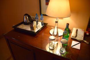 Kempinski Ishtar Dead Sea Room Coffee