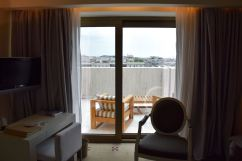NJV Athens Plaza Hotel Room Terrace