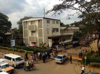 Nairobi Downtown Police