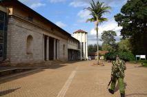 Nairobi National Museum Soldier