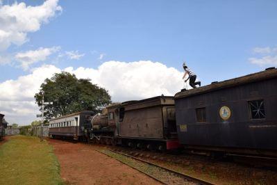 Nairobi Railway Museum Train