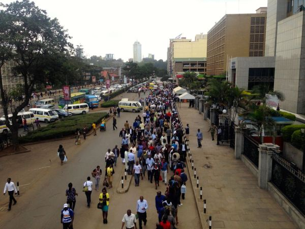 Nairobi Tour Crowds