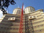 Nairobi Tour Nation Center