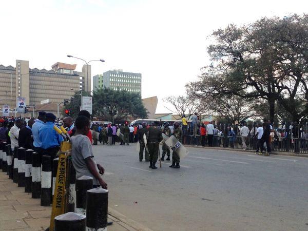 Nairobi Tour Riot