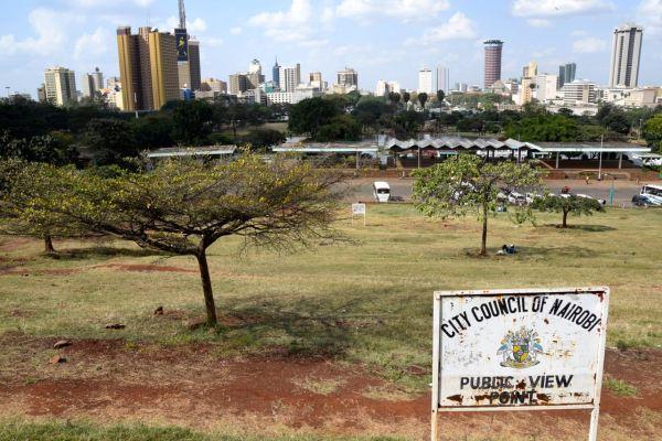 Nairobi Tour Viewpoint