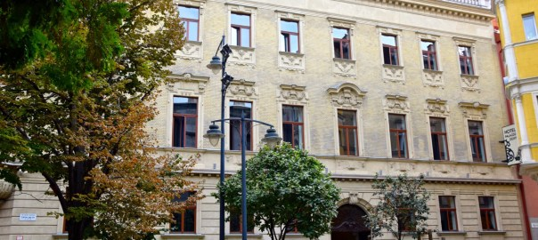 Palazzo Zichy Header