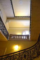 Palazzo Zichy Stairs