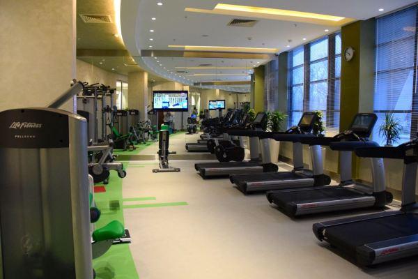 Renaissance Minsk Gym