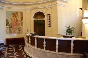 Royal Tulip Yerevan Lobby Concierge