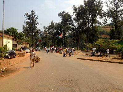 Bujumbura Yahoo Bus Border Crossing