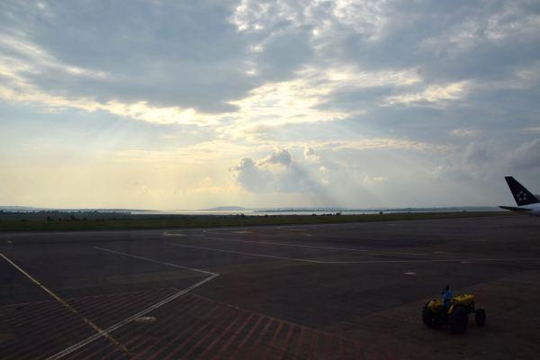 Entebbe Airport Tarmac