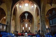 Kampala Namirembe Cathedral Inside