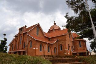 Kampala Namirembe Cathedral