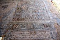 Kourion Ruins Mosaics