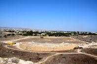 Paphos Archaeological Park Amphitheater