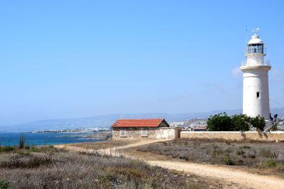 Paphos Archaeological Park Lighthouse