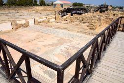 Paphos Archaeological Park Mosaics