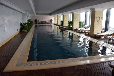 Ritz Carlton Beijing Gym Pool